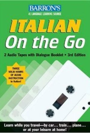 Italian on the go + audio