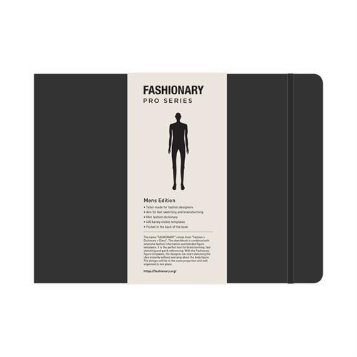 Fashionary Pro Mens A4
