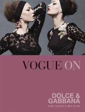 Vogue on Dolce Gabana