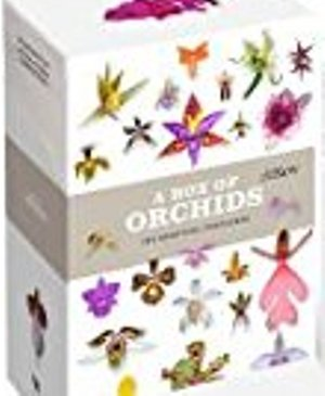 A Box of Orchids: 100 Beautiful Postcards (R)*