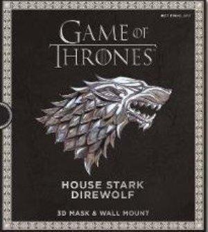 Game of Thrones Mask Direwolf