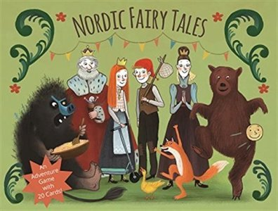 Nordic Fairy Tales, An Adventure Game