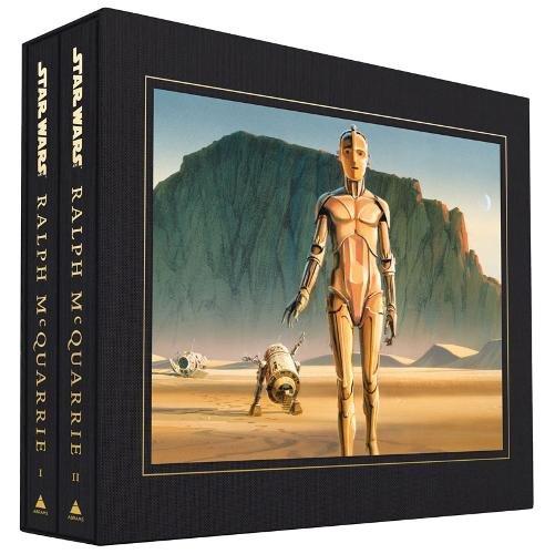 Star Wars Art: Ralph Mcquarrie (50%)