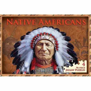 Native Americans  Puzzles
