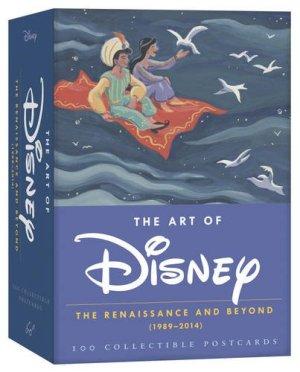 Art of Disney 100 postcards*