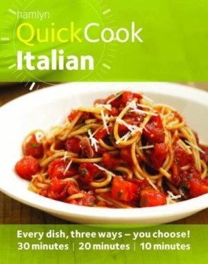 Hamlyn Quickcook Italian (R)
