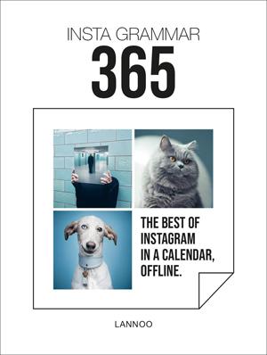 Insta Grammar 365 Calendar