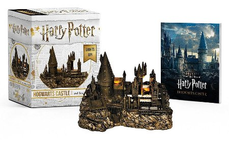 Harry Potter Hogwarts Castle and Sticker