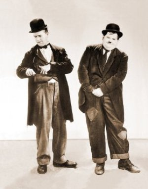 Laurel Hardy (Print Pack)