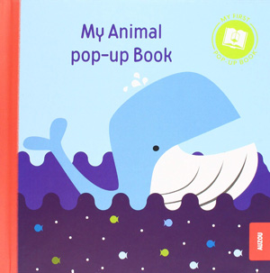 Pop Up Animal Book