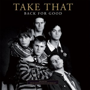 Take That -Back For Good (Book + 4dvd)