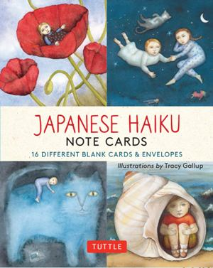 Japanese Haiku Note Cards