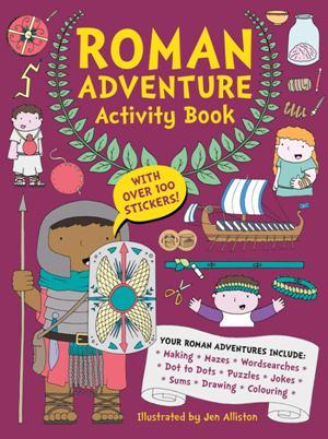 Roman: Adventure Activity Book