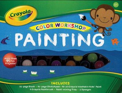 Crayola Color Workshop: Painting