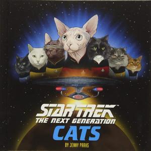 Star Trek nex generation cats