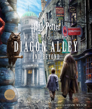 Harry Potter: A Pop-Up Guide to Diagon Alley