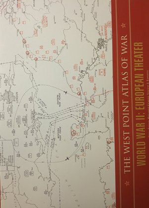 The West Point Atlas of War