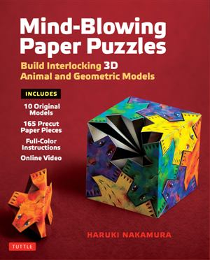 Mind-Blowing Paper Puzzles (50%)