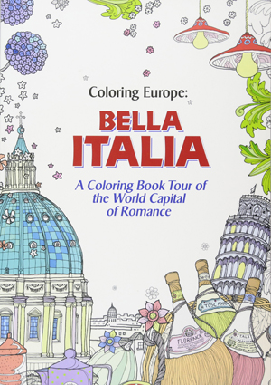 Coloring Europe: Bella Italia