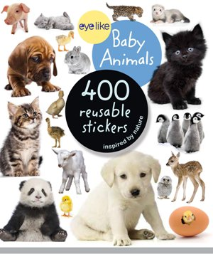Eyelike Baby Animals (Eyelike Stickers)