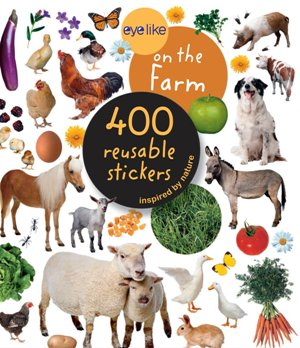Eyelike on the farm (Eyelike Stickers)