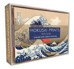 Hokusai Prints Note Cards*