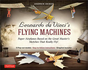 Leonardo da Vinci's Flying Machines Kit*