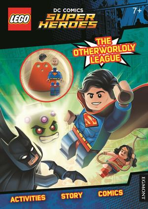 The Otherworldy League!