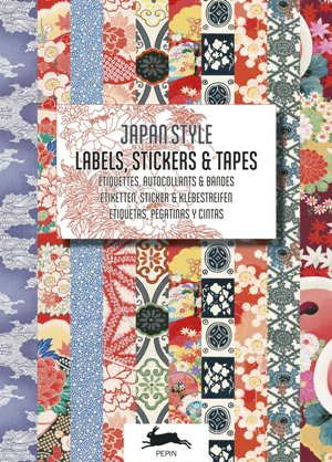 Japan Style: Label & Sticker Book