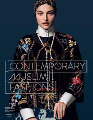 Contemporary muslim fashion