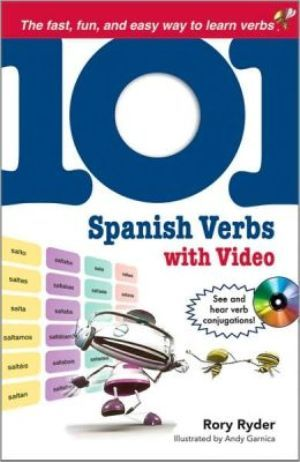 101 spanish verbs with 101 videos for your ipod
