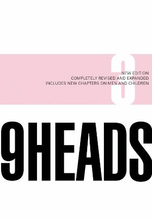 9 Heads Fashion Notebook