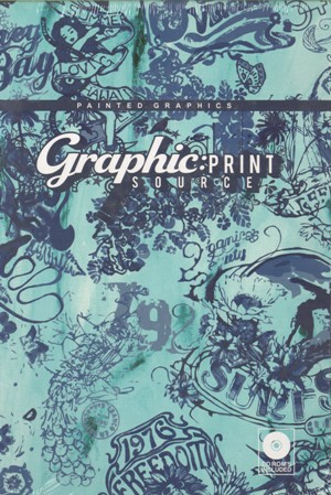 Graphic Print Source - painted Graphic