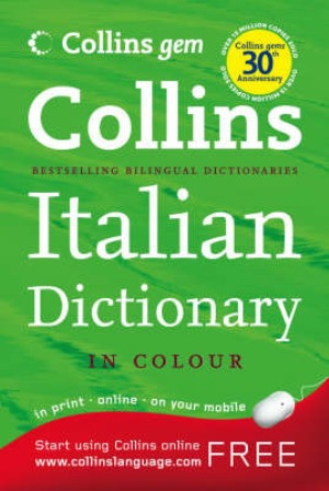 Gem Italian Dictionary 8th