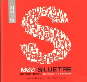 1000 Siluetas (Con Cd)