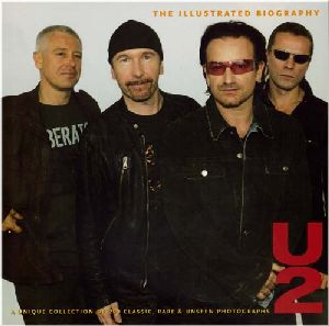 U2 Illustrated Biography