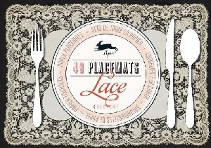 Lace: Pepin Placemat Pad Vol. 07