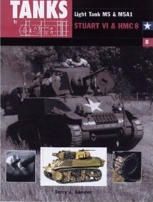 Tanks in Detail 8 - Stuart VI &  HMC8