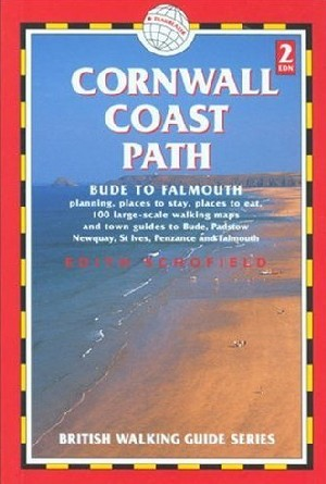 Cornawall coast path