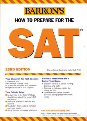 How to prepare for the SAT 23 edition