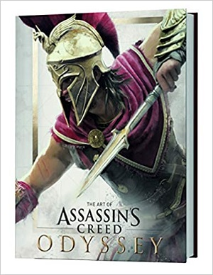 The Art of Assassin's Creed Odyssey (50%)