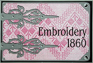 Embroidery I 1860 (Con Cd)