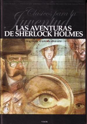 Las aventuras de sherlock holmes (barcode su libro errato)