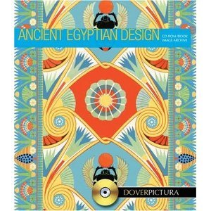 Ancient Egyptian Design + CD