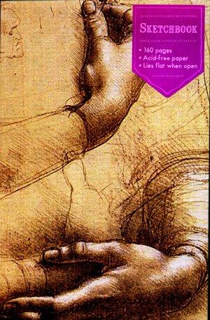 Leonardo Spiral Sketchbook