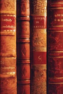 Gold Books Vertical Journal