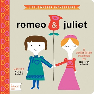 Little Master Shakespeare: Romeo & Juliet