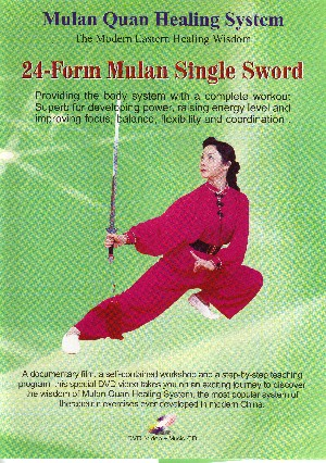 24-Form Mulan Single Sword