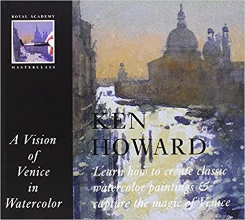 Vision Of Venice in watercolour