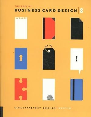 Best of Business Card Design: v. 8 (Paperback)